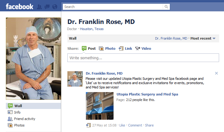 Dr-Franklin-Rose-Facebook