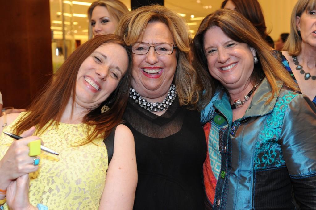 Catherine Anspon, Barbara Davis, Deborah Colton
