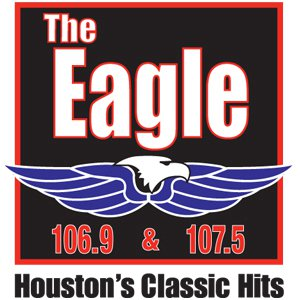 106.9 and 107.5, Houston's Eagle