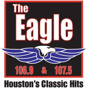 106.9 and 107.5, Houston's Eagle