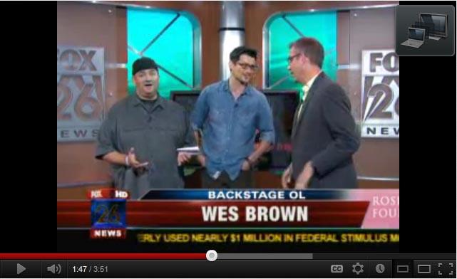 Wes Brown True Blood