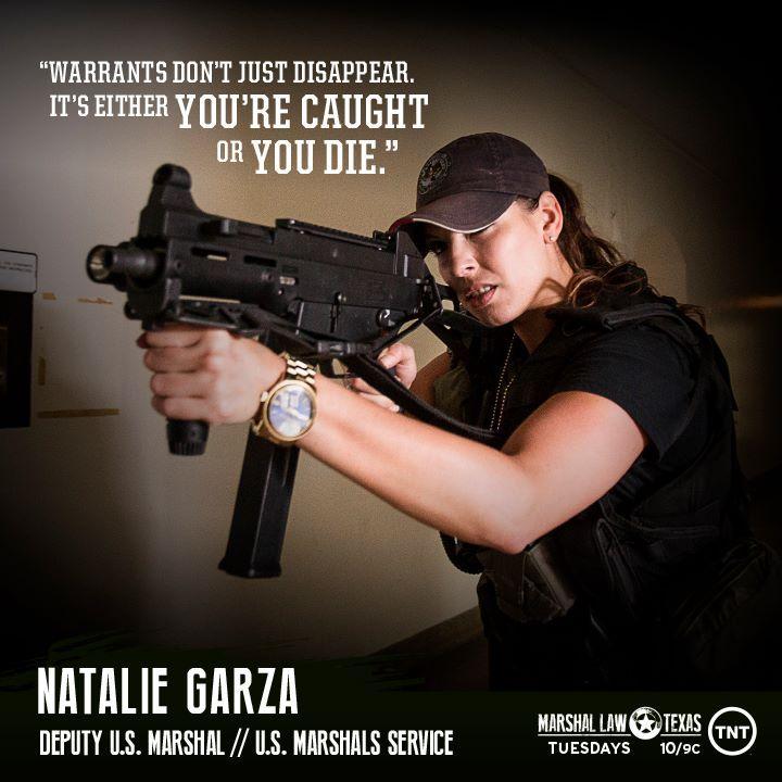 Natalie Garza Marshal Law Texas