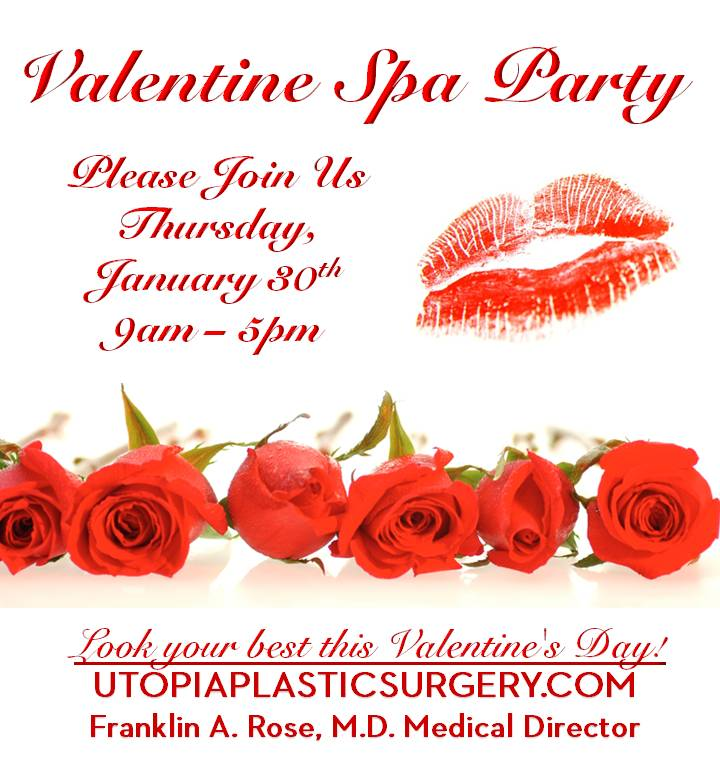 Love Yourself This Valentines Day Valentine Spa Event