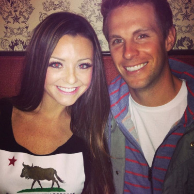 Holly Durst and Blake Julian - married contestants of The Bachelor on ABC