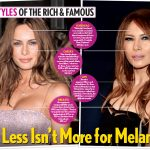 "AMERICA'S FIRST – ""FIRST LADY"" WITH BREAST IMPLANTS featured in Life & Style Magazine"