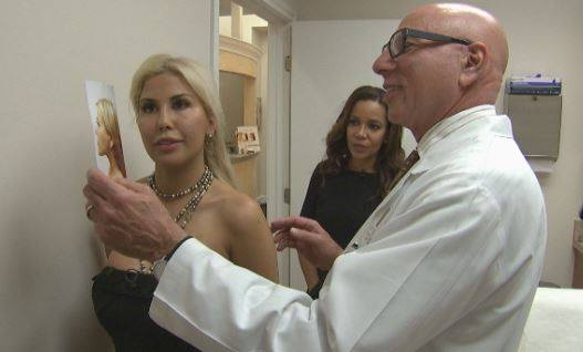 WATCH: This Texas woman has spent the past year undergoing plastic surgery to look like Ivanka Trump. Houston plastic surgeon Dr. Franklin Rose, MD says he has a growing number of patients asking to look like Donald J. Trump's daughter. Watch on Nightline.