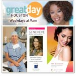 GREAT DAY HOUSTON on CH 11: Deborah Duncan Dishes Geneveve Feminine Rejuvenation