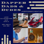 Cars, Cigars & MORE: A Gentlemen's Night Out in Uptown Park with Lucho & Utopia