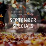 September Spa Specials - Dr. Franklin Rose & Utopia MedSpa