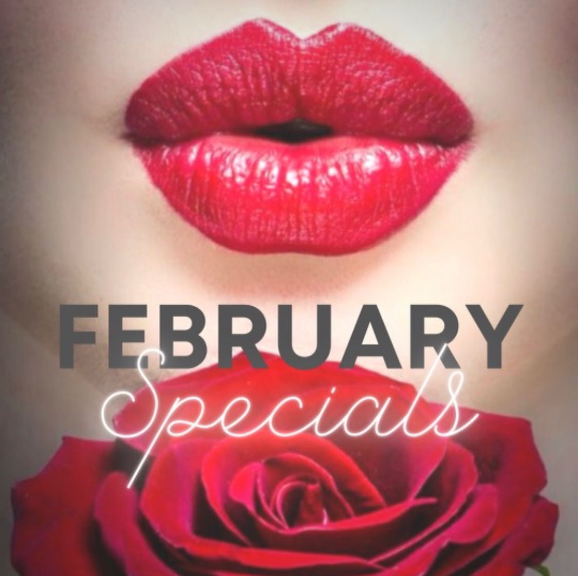 "Utopia Medspa wants you to celebrate love the whole month of February!  ""KYSSE"" those lovely lips of yours when you take 10% off lip filler, (free lip kit) and say goodbye to LOVE handles with 20% off TruSculpt. Also, receive 10% off iS Clinical LIP scrub this month.  Call to book an appointment 713-622-2277"