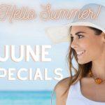 June Spa Specials