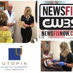 "Introducing ""Utopia Growth Factor Enhanced Facials"" on NewsFix"