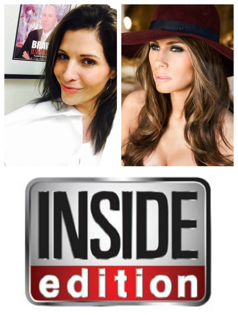 Melania Trump Plastic Surgery on Inside Edition