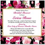 Bridal Shower for Erica Rose!