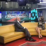 HOT NEW TREND: Mask-motivated plastic surgery procedures on the rise reveals Dr. Franklin Rose on Fox 26 Morning News!