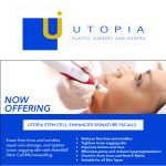 Introducing: Utopia Stem-Cell Enhanced Signature Facials